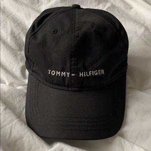 Black Tommy Hilfiger Hat
